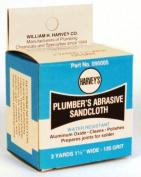 Wm Harvey Co 1-.127cm . x 2 Yards E-Z Clean Abrasive Sandcloth 095005