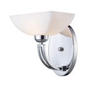 Elk Lighting 10030/1 Wall Sconces , Indoor Lighting, Polished Chrome