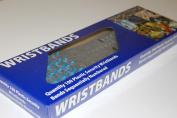 Medtech Wristbands P035004063B0100 100 Plastic .190cm . x 25cm . S W Sparkle Silver