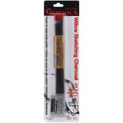 Willow Sketching Charcoal Sticks 5/Pkg-
