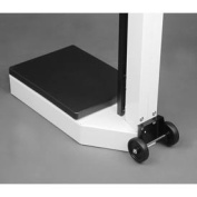 Cardinal Scale-Detecto 3PWHL Wheels for Scale Portability for Use with All Eye Level Physician Scales 6437 6437 8430 and 8437