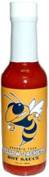 Hot Sauce Harrys 1616 GEORGIA TECH Yellow Jackets Hot Sauce Cayenne - 150ml