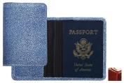 Raika NI 115 RED Passport Cover - Red