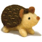 Feltworks Little Felted Characters-Hedgehog