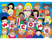 Teacher Created Resources 4077 Kids Welcome Postcards