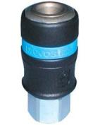Prevost PRVISG111203 .12.7cm . Industrial x .12.7cm . FNPT Safety Coupler