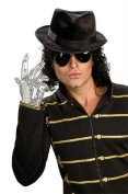Costumes For All Occasions Ru8488 M Jackson Silver Adult Glove