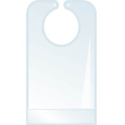 Richards Homewares 460001000 INVISIBIB-PVC Bib