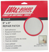 Walboard Tool 20.3cm . X 20.3cm . Drywall Repair Patch 54-007