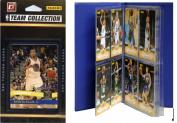 C & I Collectables 2010WARRTS NBA Golden State Warriors Licenced 2010-11 Donruss Team Set Plus Storage Album