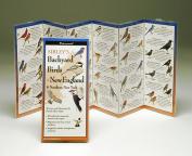 Folding Guide Sibley's Backyard Birds New England & Northern New York