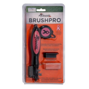 Frogger Golf BrushPro Retractable Dual-Bristle Club Brush/Groove Cleaner