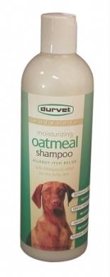 Durvet-pet Naturals Oatmeal Shampoo- Green 17 Ounce - 011-51104