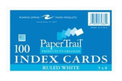 Roaring Spring Paper Products 74864 Index Cards - 100 Sheets Per Pack
