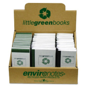 Roaring Spring Paper Products 77358 Little Green Book Display