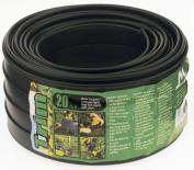 Master Mark Plastics 29220 Trim Landscape Edging 8.9cm by 6.1m, Black