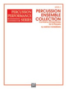 Alfred 00-EL03854 Percussion Ensemble Collection- Level I - Music Book