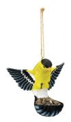 Red Carpet Studios - 45204 - Flying Bird Birdfeeder - Goldfinch