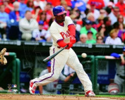 Posterazzi PFSAAOT23201 Jimmy Rollins 2012 Action Photo Print -8.00 x 10.00