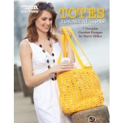 Leisure Arts 160390 Leisure Arts-Totes For All Reasons