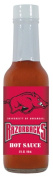 Hot Sauce Harrys 1602 ARKANSAS Razorbacks Hot Sauce Cayenne - 150ml