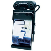 Roadpro 7123 Adjustable Memo Pad Holder with Pen