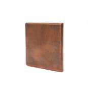 Premier Copper Products T2DBH 2 in. x 2 in. Hammered Copper Tile
