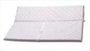 Rumble Tuff CV-CT-020-WH Compact Zipped Vinyl Cover - White
