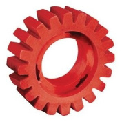 Dynabrade - DYB92255 4 Dia. x .75 Wide Red-Tred Eraser Wheel