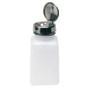 Menda 35703 Take-Along - Locking Natural Square Bottle - 180ml