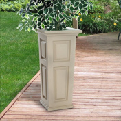 Mayne 4833C Nantucket Tall Planter - Clay