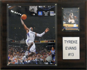 C and I Collectables 1215TEVANS NBA Tyreke Evans Sacramento Kings Player Plaque