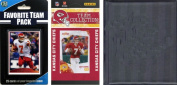 C & I Collectables 2010CHIEFSTSC NFL Kansas City Chiefs Licenced 2010 Score Team Set and Favourite Player Trading Card Pack Plus Storage Album