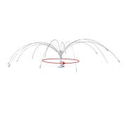 Bird B Gone MMBS600SPN 360 Spinning Spider 1.83m Diameter