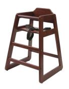 Lipper 516P International High Chair - Pecan