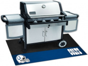 Fanmats 12187 NFL - 70cm . x110cm . - NFL - Indianapolis Colts Grill Mat