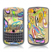 DecalGirl B965-FLIPFLOP BlackBerry Bold 9650 Skin - Flip Flops