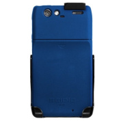 Seidio BD2-HR3MTRZ-RB SURFACE Case and Holster Combo for Motorola Razr - Retail Packaging - Royal Blue