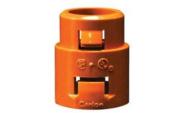 Carlon SCA253F 2.5cm . Snap-In Adapter