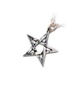 Alchemy Gothic P58 Pentagram Pendant