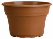 Myers-itml-akro Mils 14in. Clay Panterra Planter PA.14000E22 - Pack of 12