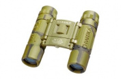 Barska Optics AB10209 12x25 Lucid View Black Compact Blue Lens