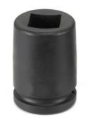 Grey Pneumatic GRE3313SL .190.5cm . Drive x .205.7cm . 4 Point Deep Square Socket