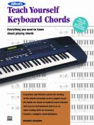 Alfred 00-6592 Teach Yourself Keyboard Chords - Music Book