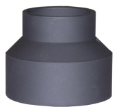 Genova Products 7.6cm . X 5.1cm . ABS-DWV Reducing Coupling 80132
