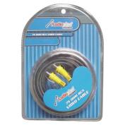 AUDIOP APV20 20 ft. 75 Ohm RCA Video Cable