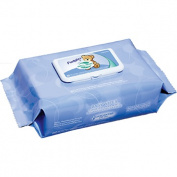 Lagasse Sweet LS-NICA630FW Pudgies Baby Wipes 80 Cnt