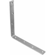 Stanley Hardware 25cm . Zinc Corner Brace 220186