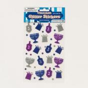 Rite Lite TY-14345 Chanukah Glitter Stickers