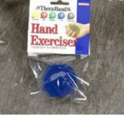 Complete Medical 2403D Firm Thera-Band Hand Exercise Ball - Blue